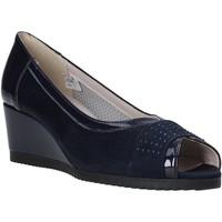 Schoenen Dames Sandalen / Open schoenen Comart 023353 Blauw