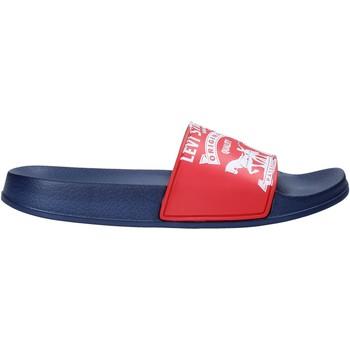 Schoenen Kinderen slippers Levi's VPOL0037S Rood