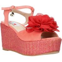 Schoenen Dames Sandalen / Open schoenen Love To Love GIN5106 Rood