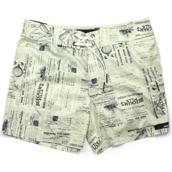 Textiel Heren Zwembroeken/ Zwemshorts Rrd - Roberto Ricci Designs 18326 Groen