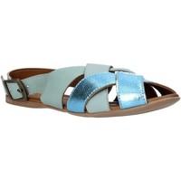 Schoenen Dames Sandalen / Open schoenen Bueno Shoes 9J2103 Blauw