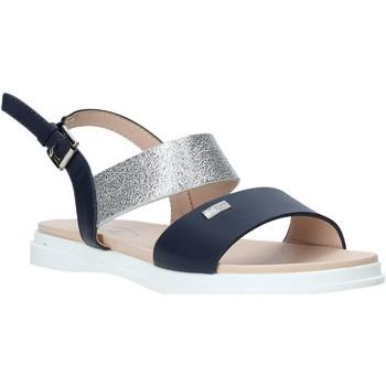 Schoenen Meisjes Sandalen / Open schoenen Miss Sixty S20-SMS765 Blauw