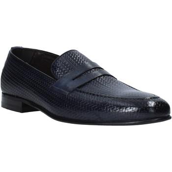 Schoenen Heren Mocassins Exton 1021 Blauw