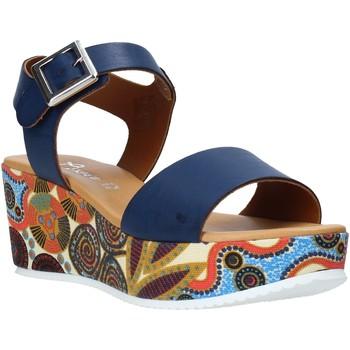 Schoenen Dames Sandalen / Open schoenen Grace Shoes 03 Blauw