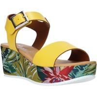 Schoenen Dames Sandalen / Open schoenen Grace Shoes 01 Geel
