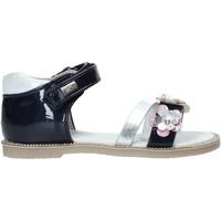 Schoenen Meisjes Sandalen / Open schoenen Miss Sixty S20-SMS753 Blauw