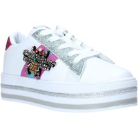 Schoenen Meisjes Lage sneakers Sweet Years S20-SSK416 Wit