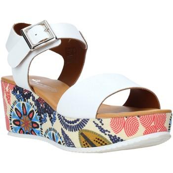 Schoenen Dames Sandalen / Open schoenen Grace Shoes 11 Rood