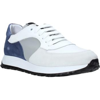 Schoenen Heren Lage sneakers Exton 741 Wit