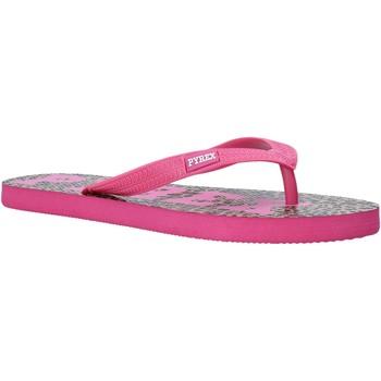 Schoenen Dames Teenslippers Pyrex PY020164 Roze