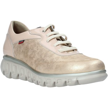 Schoenen Dames Lage sneakers CallagHan 13904 Roze