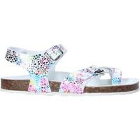 Schoenen Meisjes Sandalen / Open schoenen Grunland SB1503 Wit