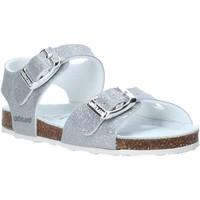 Schoenen Kinderen Sandalen / Open schoenen Grunland SB1258 Zilver