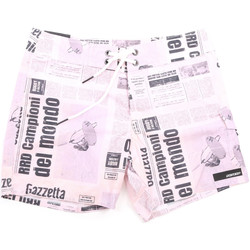 Textiel Heren Zwembroeken/ Zwemshorts Rrd - Roberto Ricci Designs 18326 Roze