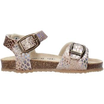 Schoenen Meisjes Sandalen / Open schoenen Grunland SB1553 Beige