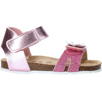 Schoenen Meisjes Sandalen / Open schoenen Grunland SB1545 Roze
