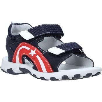 Schoenen Kinderen Sandalen / Open schoenen NeroGiardini E033860M Blauw