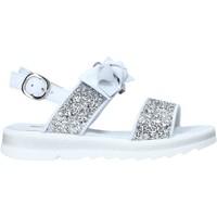 Schoenen Meisjes Sandalen / Open schoenen NeroGiardini E031600F Wit