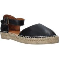 Schoenen Dames Sandalen / Open schoenen Bueno Shoes L2902 Zwart