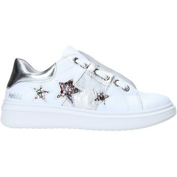 Schoenen Meisjes Lage sneakers Holalà HS0065L Wit