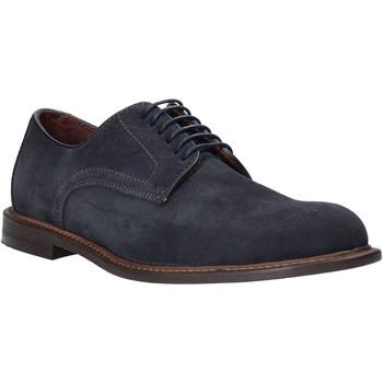 Schoenen Heren Derby Marco Ferretti 810002MF Blauw