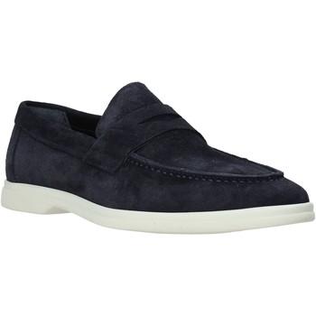 Schoenen Heren Mocassins Marco Ferretti 161408MF Blauw