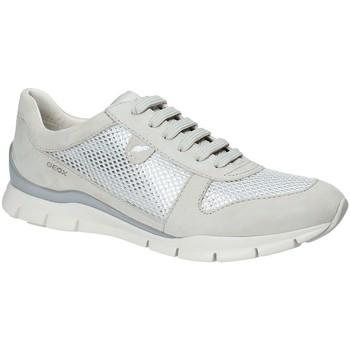 Schoenen Dames Lage sneakers Geox D52F2A 021GN Geel