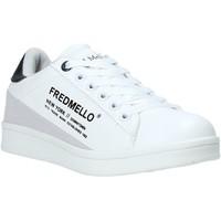Schoenen Kinderen Lage sneakers Fred Mello S20-SFK313 Wit