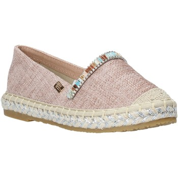 Schoenen Kinderen Espadrilles Miss Sixty S20-SMS705 Roze