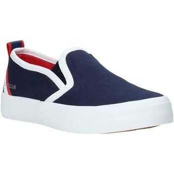 Schoenen Kinderen Instappers U.s. Golf S20-SUK601 Blauw