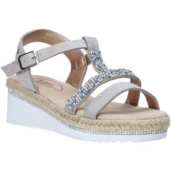 Schoenen Meisjes Sandalen / Open schoenen Miss Sixty S20-SMS785 Zilver