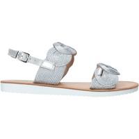 Schoenen Meisjes Sandalen / Open schoenen Miss Sixty S20-SMS786 Zilver