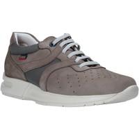 Schoenen Heren Lage sneakers CallagHan 91313 Grijs