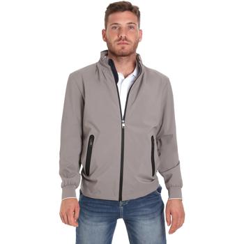 Textiel Heren Wind jackets Les Copains 9UB082 Grijs