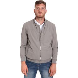 Textiel Heren Wind jackets Les Copains 9UB081 Grijs