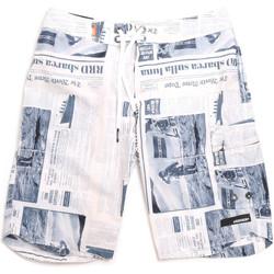 Textiel Heren Zwembroeken/ Zwemshorts Rrd - Roberto Ricci Designs 18328 Grijs