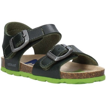 Schoenen Kinderen Sandalen / Open schoenen Grunland SB1534 Groen