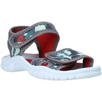 Schoenen Kinderen Sandalen / Open schoenen Grunland PS0061 Groen