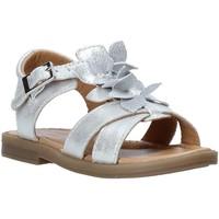 Schoenen Meisjes Sandalen / Open schoenen Grunland PS0062 Zilver