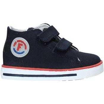 Schoenen Kinderen Hoge sneakers Falcotto 2014604 04 Blauw
