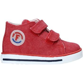 Schoenen Kinderen Hoge sneakers Falcotto 2014604 04 Rood