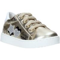 Schoenen Meisjes Lage sneakers Falcotto 2014628 02 Goud