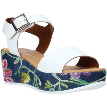 Schoenen Dames Sandalen / Open schoenen Grace Shoes 02 Wit