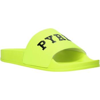 Schoenen Dames slippers Pyrex PY020171 Geel