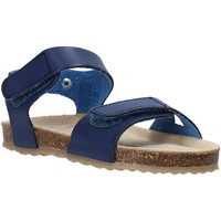 Schoenen Kinderen Sandalen / Open schoenen Grunland SB1550 Blauw