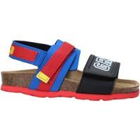 Schoenen Kinderen Sandalen / Open schoenen Grunland SB1517 Blauw