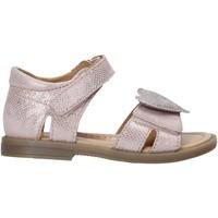 Schoenen Meisjes Sandalen / Open schoenen Grunland PS0064 Roze
