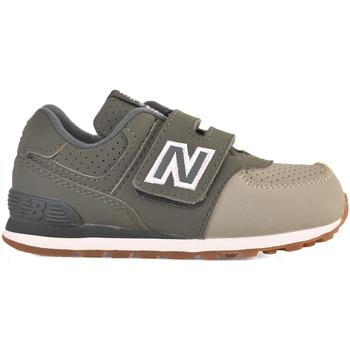 Schoenen Kinderen Lage sneakers New Balance NBIV574BUC Groen