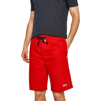Textiel Heren Korte broeken / Bermuda's Tommy Jeans DM0DM08714 Rood