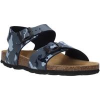Schoenen Kinderen Sandalen / Open schoenen Grunland SB0115 Grijs